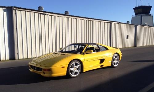 96 Ferrari 355 GTS- Deal Pending