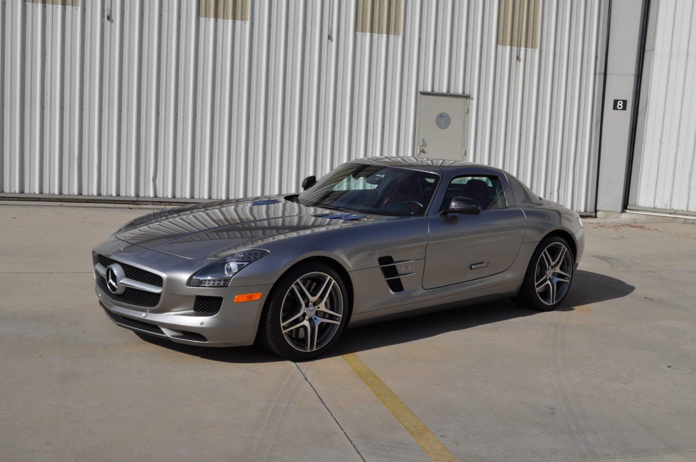2012 mercedes benz sls amg coupe gullwing for Mercedes benz sls 2012