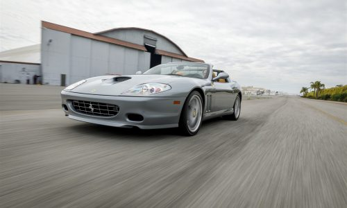 2005 Ferrari 575 SuperAmerica – 1 of only 559 produced