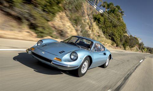 1969 Dino GT L- Series